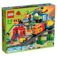 DUPLO Town - Extra stort tågset - 10508