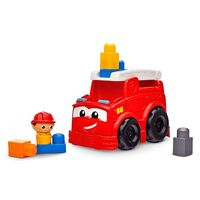 Fisher Price, Mega Bloks - First Builders Brandbil