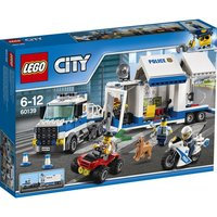 LEGO City60139 LEGO® City Mobil kommandocentral