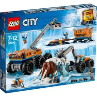 LEGO City60195 LEGO® City Arctic Expedition Arctic Mobile Exploration Base