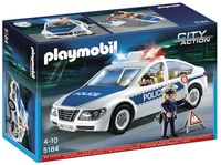 Playmobil City Action 5184, Polisbil