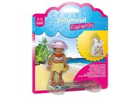 Playmobil City Life 6886, Fashion Girl - Strand