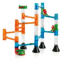 Quercetti - Kulbana Marble Run Transparent Basic
